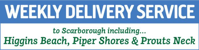 Scarborough Delivery Headline