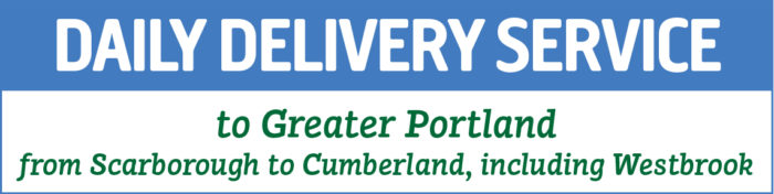 Now Delivering to Greater Portland
